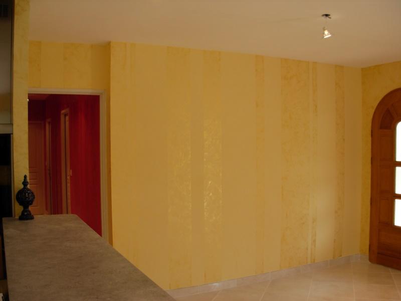 FAIRE EN COULEUR - Atelier de peinture décorative - Peinture murale