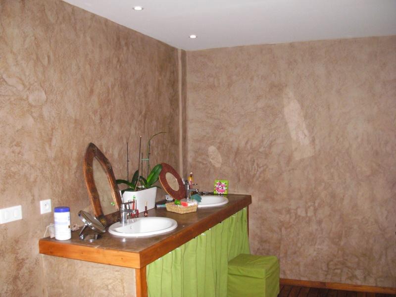 FAIRE EN COULEUR - Atelier de peinture décorative - Stuc de mantoue